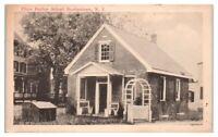 Clara Barton School, Bordentown, NJ Postcard