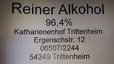 Reiner Alkohol Primasprit 96,4  % 5 L