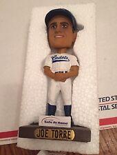 JOE TORRE Brooklyn Cyclones Bobblehead 8/9/2016 SGA Yankees Mets Dodgers Braves
