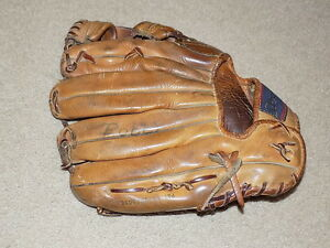 Bobby Murcer Game Worn Glove New York Yankees PSA DNA Joe DiMaggio