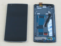 Oneplus One 1+ A0001 LCD Screen Display + Digitizer Touch Glass + Frame Assembly