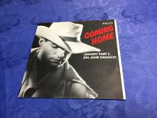 "FALCO (12""MAXI) COMING HOME (JEANNY PART 2) [1986 GERMAN TELDEC VINYL 45RPM]"