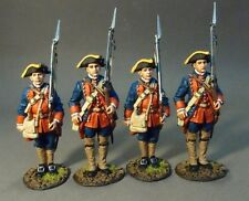 John Jenkins RRBNJ-01N 4 Line Infantry At Attention, The New Jersey Provincial R