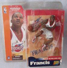 """STEVE FRANCIS   Houston Rockets  2002 McFARLANE 6"""" NBA Action Figure  (Series 2)"""
