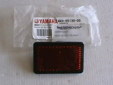 GENUINE YAMAHA REAR RED REFLECTOR 4KM-85130-00 XJR1300 SR125 TDM850 XJR1200 TDR