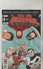 Marvel Comics You Are Deadpool #1 July 2018 1st Print NM
