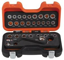 Ratcheting Ring Wrench Set S Type - 1320Srm/S29