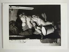 Werner Bischof Children of Europe Barbican Art Gallery Picture postcard 1994