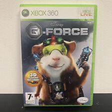 Disney G-Force Game - Xbox 360 - PAL - 7+ - No Manual - Kids Game