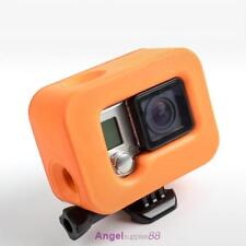 Waterproof Protection Floating Shell cover for GoPro Hero 5/4/3 (Orange) Hot