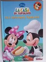la casa di topolino una splendida giornatadisney libro fiabe bambini cartonato