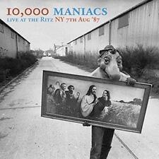 10 000 MANIACS – LIVE AT THE RITZ, NY '87 (NEW/SEALED) CD
