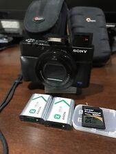 Sony Cyber-shot DSC-RX100 III Digital Camera bundle! Free Shipping!