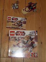 Luke's Landspeeder™ mit OVP Star Wars™ Set 8092 mit Minifiguren !