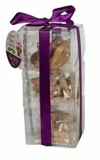 6 X Festive Whole Wheat Biscuit Gift Set 3 Pack Pet Dog Treats Snacks BBE 2/19/