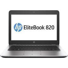 HP EliteBook 8GB Windows 10 PC Laptops & Notebooks