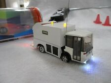 1/87th HO Scale RC Semi Garbage Truck (1-OFF) POCKET RACER