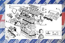 Serie Smeriglio Guarnizioni Motore + Testa Originale Lancia Delta Thema 5890680