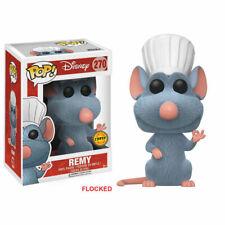 FUNKO POP Disney Ratatouille Remy (Chase Flocked)