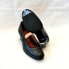 Zapatos gitana flamenco profesional con clavos. Tallas 27 ~ 31, 36, 38 y 40