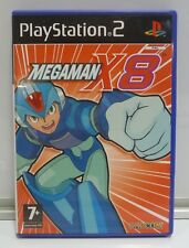 MEGAMAN X 8 - PAL VERSION MEGA MAN X 8 PLAYSTATION 2 PS2 BOXED