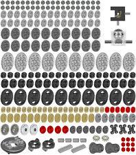 Lego Gears PRO Set  x245  (technic,nxt,ev3,robot,motor,spur,cogwheel,turntable)