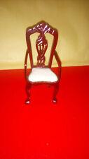 Dolls house furniture  Chair