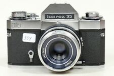 Zeiss Ikon Icarex 35 with 50mm f2.8 Tessar