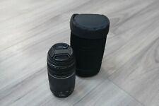 Canon EF 75-300mm f/4-5.6 III USM Lens w/ Case