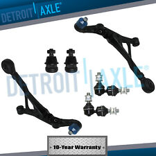 New 6pc Complete Front Suspension Kit for Chrysler Sebring Dodge Stratus 2001