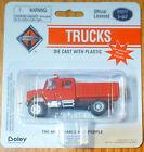 Boley HO 185-403311 International 2-Axle Short Closed Stakebed Truck w/Crewcab