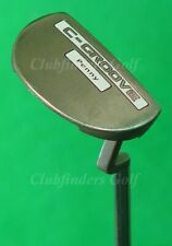 """Yes! Golf C-Groove Penny Mallet 35"""" Putter Golf Club"""