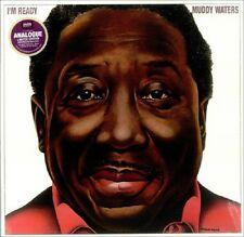 Muddy Waters, I'm Ready. 180 Gram Vinyl LP,  New & Sealed
