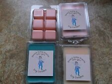 100% Soy Wax Tarts 3.2 oz Highly Scented Free Shipping Southern Pecan Pie