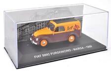 FIAT 500C FURGONCINO MARGA 1950- 1:43 DIECAST ITALIAN VAN TRUCK MODEL CAR IXO 42