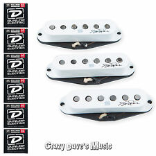 Seymour Duncan Jimi Hendrix Stratocaster Pickup Set NEW with 6 Packs of Strings