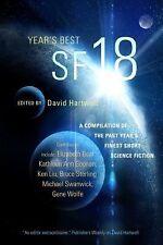Year's Best SF 18 (Year's Best SF Series)