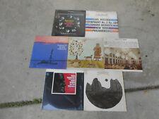 LEONARD BERNSTEIN-TCHAIKOVSKY-CARL NIELSEN-SIBELIUS-7 LP'S-VINYL-SHRINK-MUST SEE