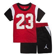 """Baby Nike Jordan icónico,, 23"""" conjunto de 2 piezas tamaño 9-12 mes/74-80CM (655997 023)"""