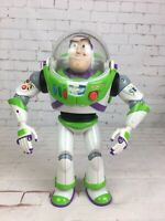 "Disney Pixar Toy Story BUZZ LIGHTYEAR Talking 12"" Action Figure"