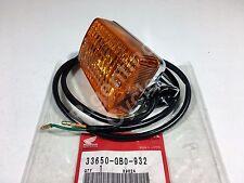 New Honda C50 Cub left rear turn signal winker 33650-GB0-932