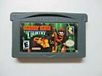 Japan Donkey Kong Country Nintendo Game Boy Advance Cartridge AGB-002 A5NE-USA