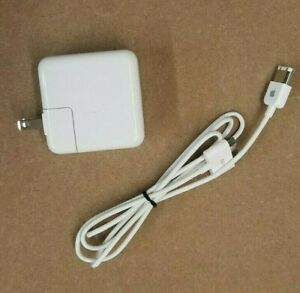 Genuine 2004 Apple iPod Gen 1-7 AC Charger A1070 & Firewire 1394 Cable 591-0192