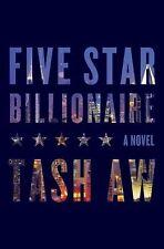 Five Star Billionaire: A Novel, Aw, Tash, Good Condition, Book