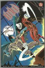 SIGNED 3 Mike Barr Alan Davis Mark Farmer Art Batman Full Circle Year Two Sequel