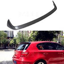 Carbon Fiber Rear Roof Spoiler Wing for BMW E87 E81 Hatchback 04-11