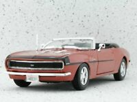 CHEVROLET Camaro SS 396 - 1968 - coppermetallic - Maisto 1:24