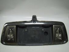2000-2002 Lincoln LS Trunk Lid chrome panel