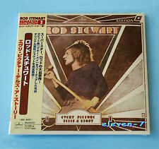 ROD STEWART Every picture tells a story JAPAN mini lp cd brand new +still sealed
