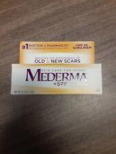 Mederma skin care for Scars + SPF 30 Scar Cream 0.70 OZ